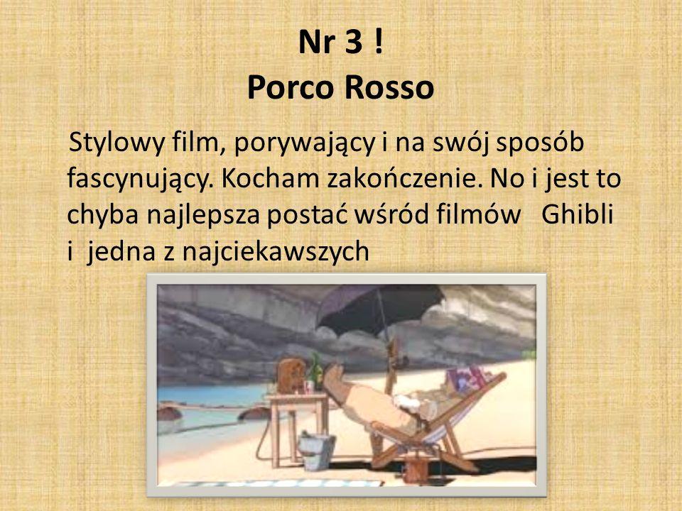 Nr 3 ! Porco Rosso
