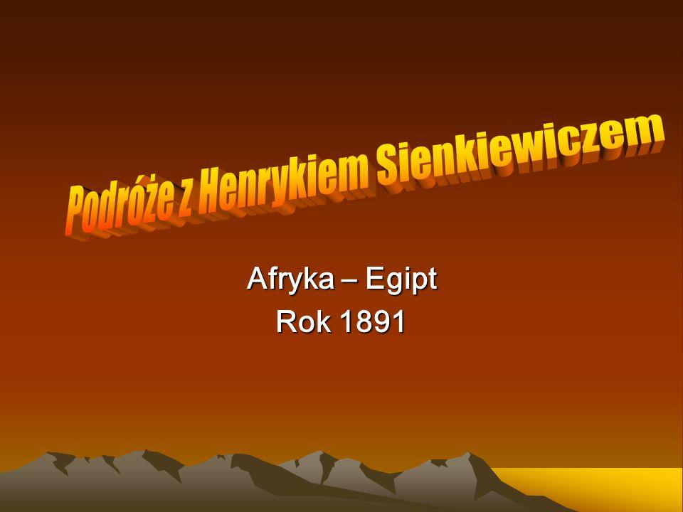 Podróże z Henrykiem Sienkiewiczem