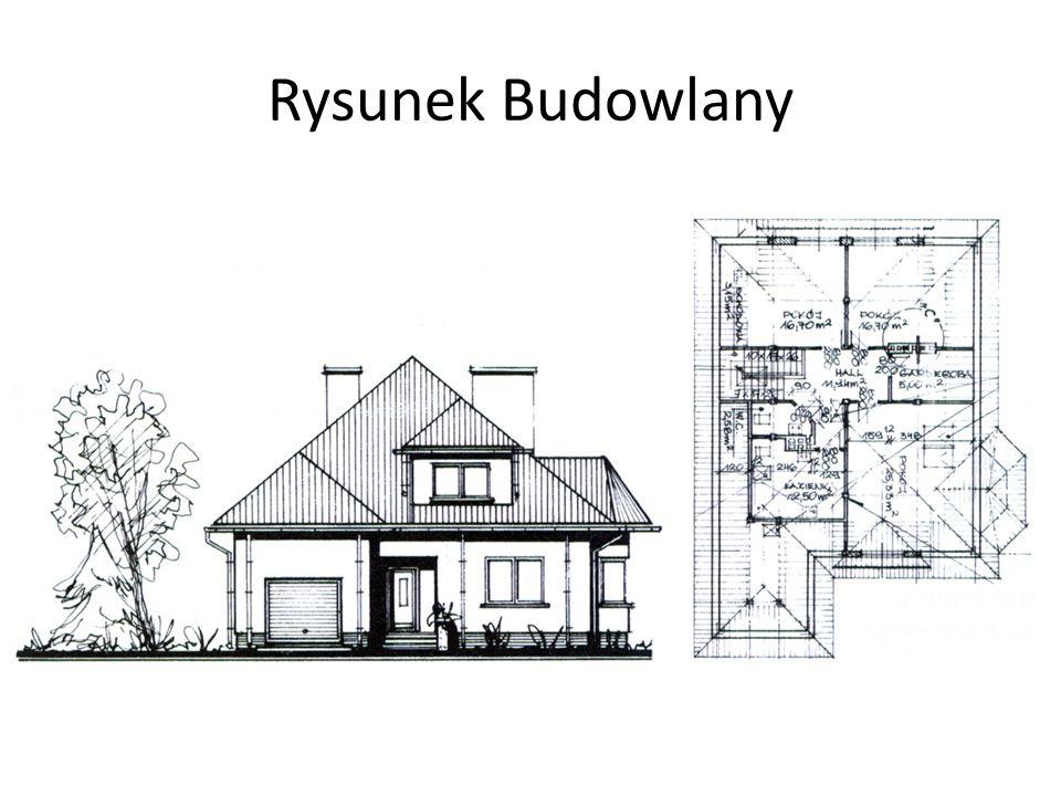 Rysunek Budowlany