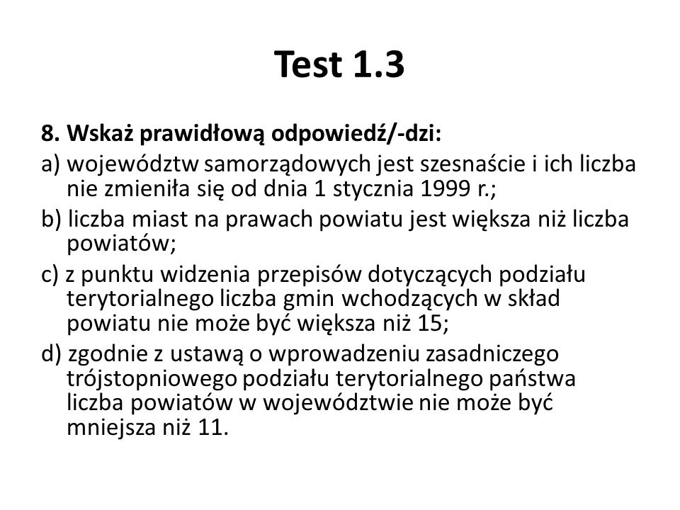 Test 1.3