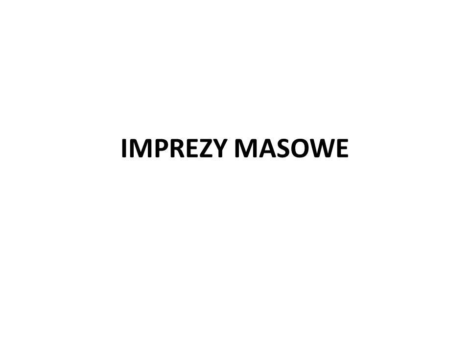 IMPREZY MASOWE