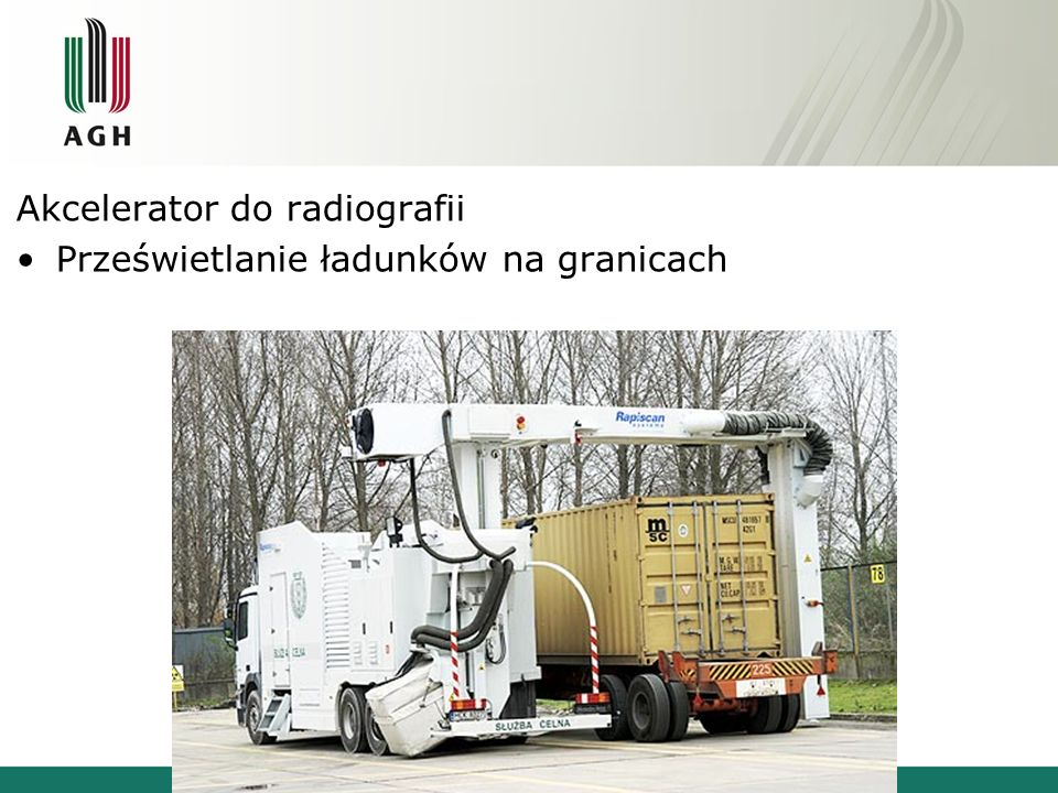 Akcelerator do radiografii