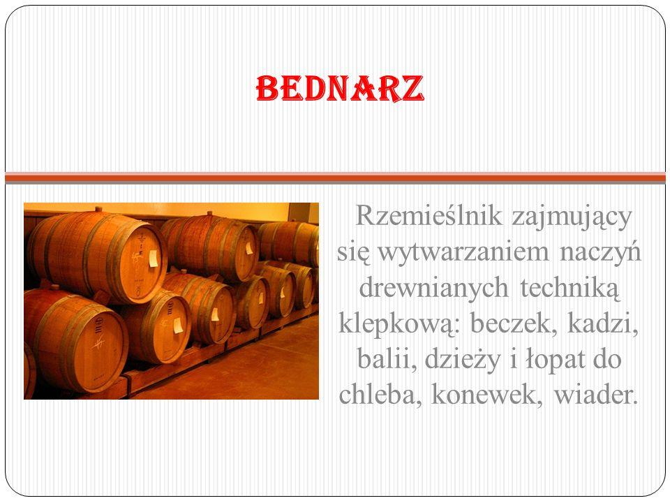 BEDNARZ