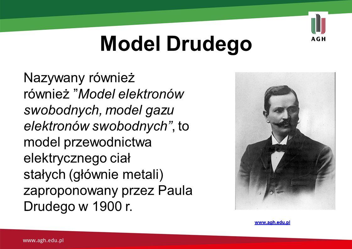 Model Drudego