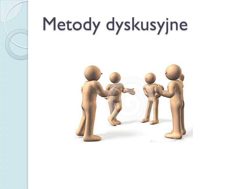 Metody dyskusyjne