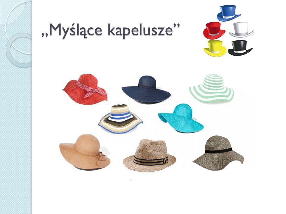 """""""Myślące kapelusze"""