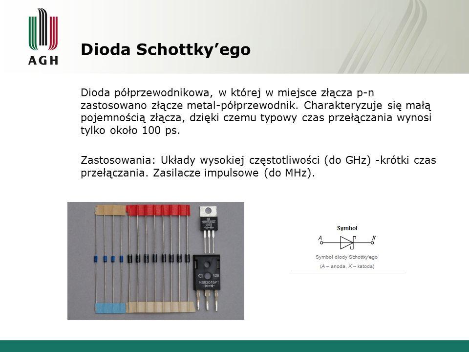 Dioda Schottky'ego