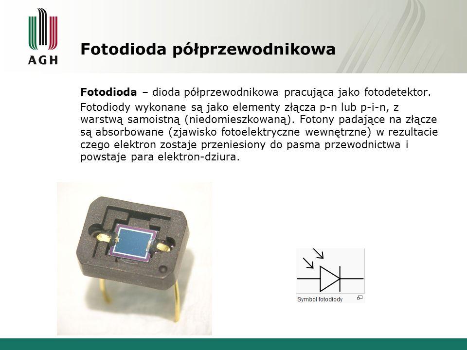 Fotodioda półprzewodnikowa