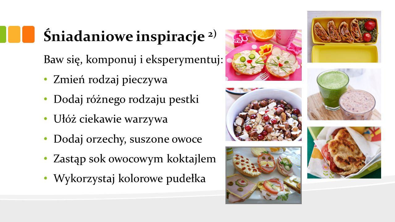 Śniadaniowe inspiracje 2)
