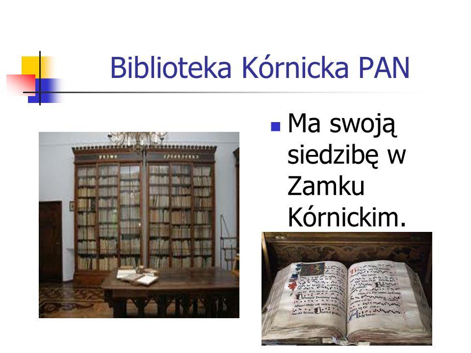 Biblioteka Kórnicka PAN