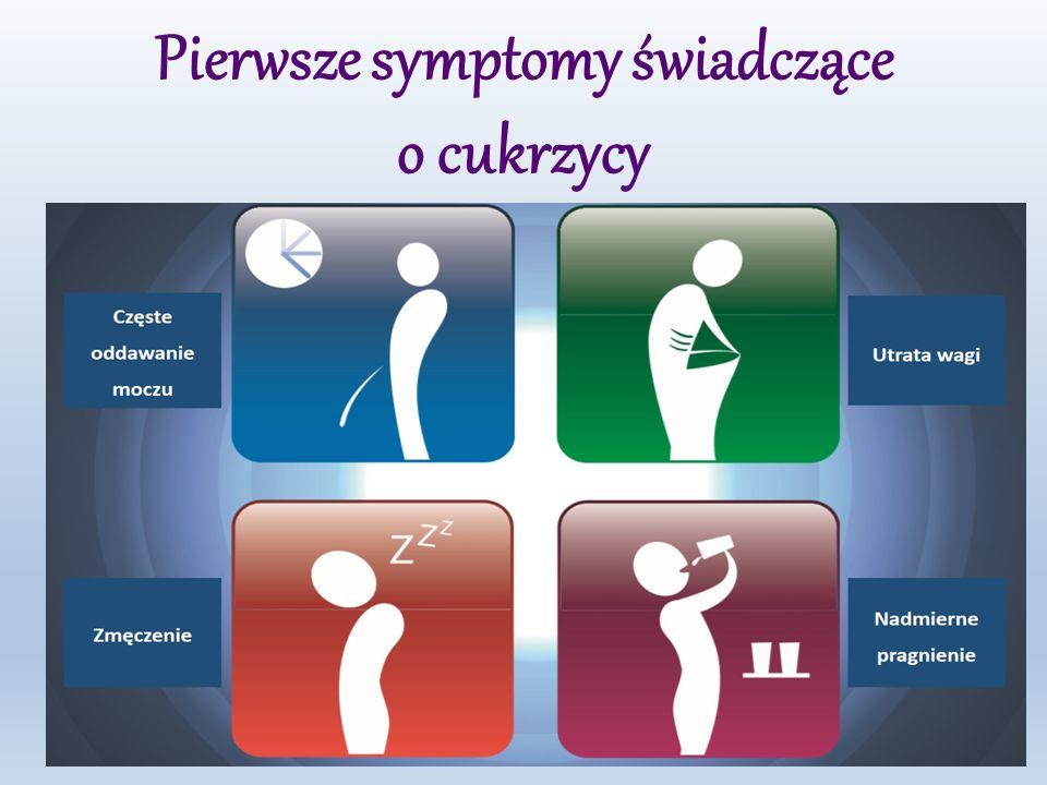 Pierwsze symptomy świadczące