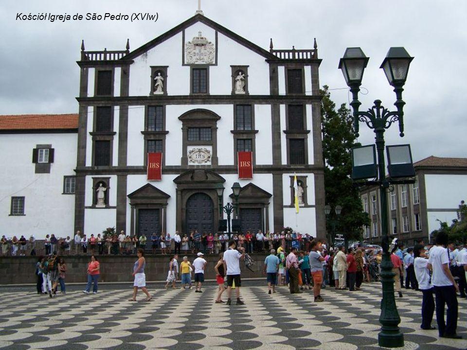 Kościół Igreja de São Pedro (XVIw)