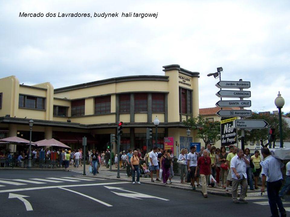 Mercado dos Lavradores, budynek hali targowej