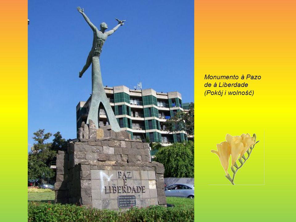 Monumento à Pazo de à Liberdade (Pokój i wolność)
