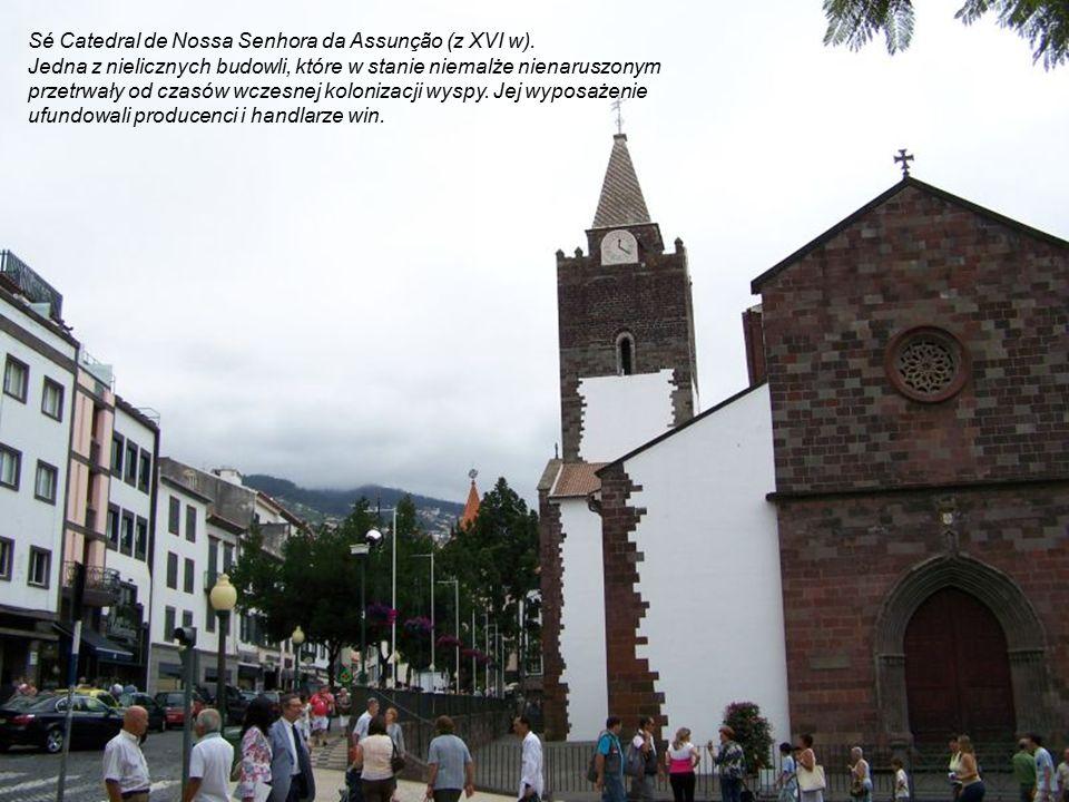 Sé Catedral de Nossa Senhora da Assunção (z XVI w).