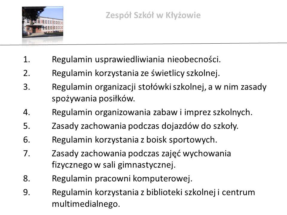 Zespół Szkół w Kłyżowie
