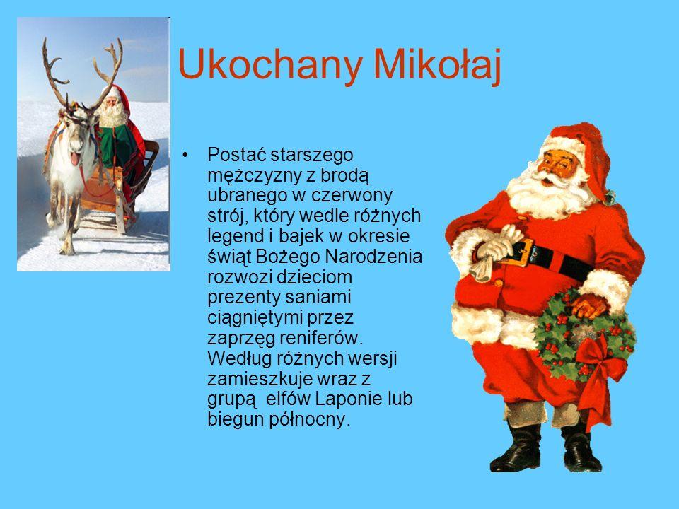 Ukochany Mikołaj