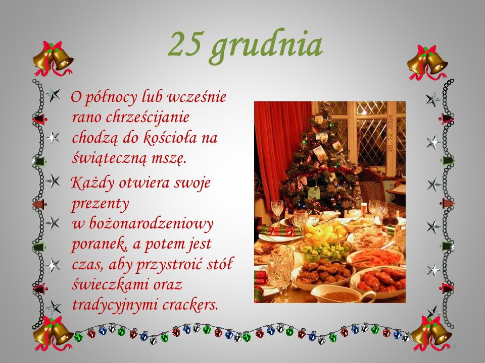 25 grudnia