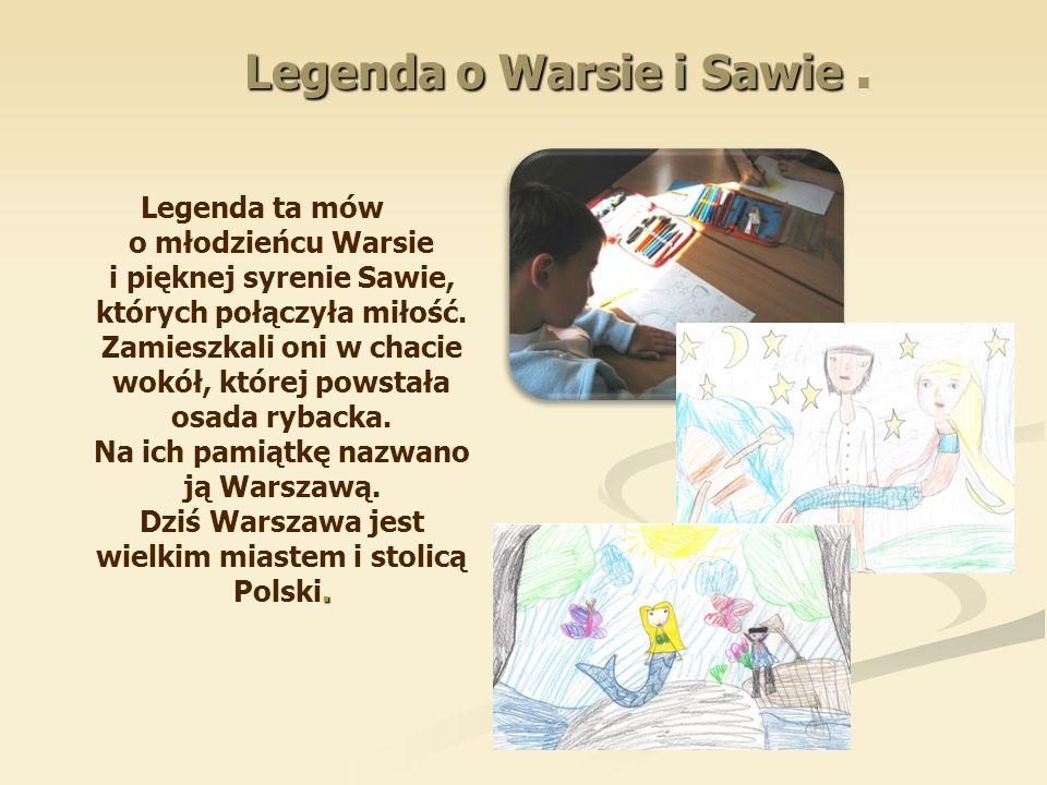 Legenda o Warsie i Sawie .
