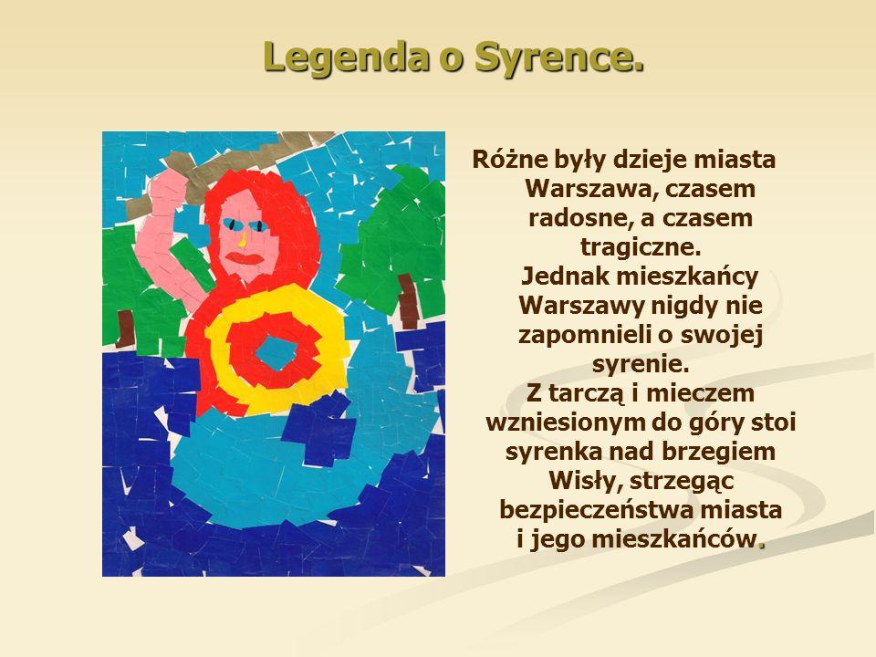 Legenda o Syrence.