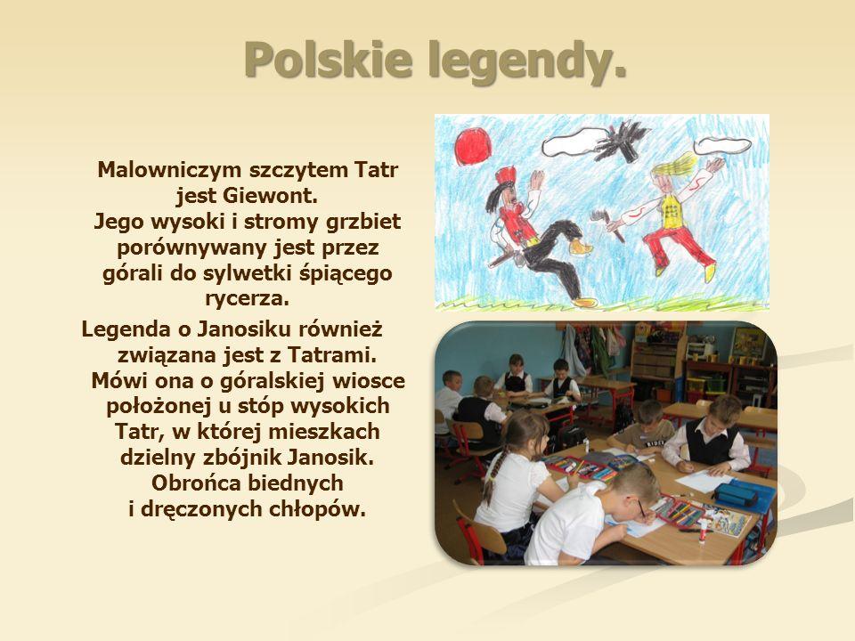 Polskie legendy.