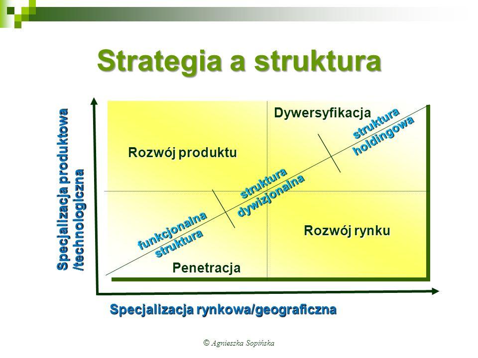 funkcjonalna struktura