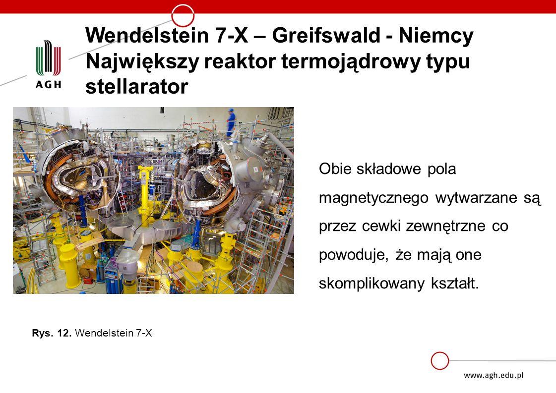 Wendelstein 7-X – Greifswald - Niemcy