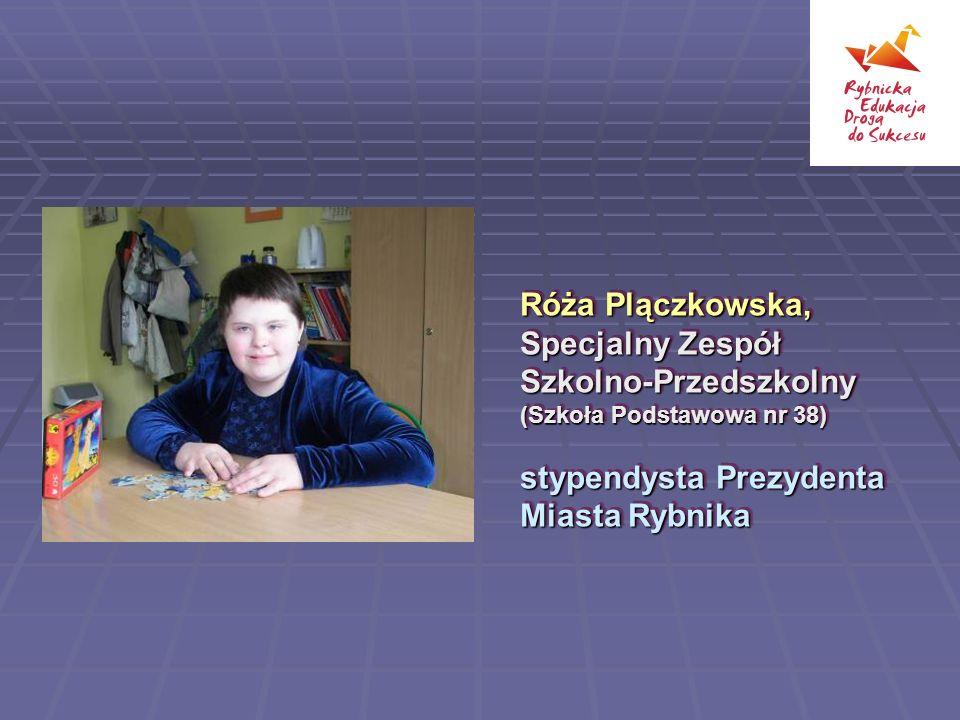 Róża Plączkowska, Specjalny Zespół Szkolno-Przedszkolny