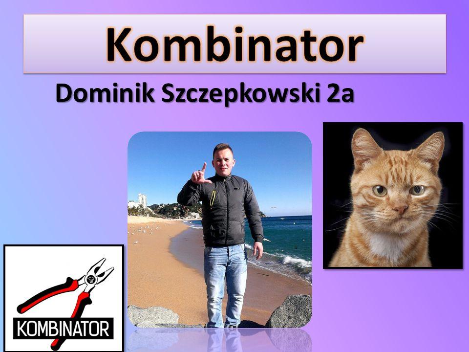 Kombinator Dominik Szczepkowski 2a