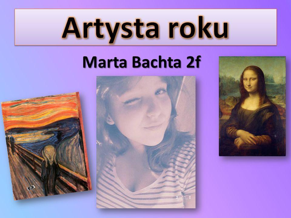 Artysta roku Marta Bachta 2f