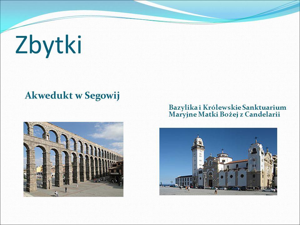 Zbytki Akwedukt w Segowij