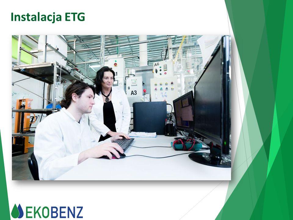 Instalacja ETG