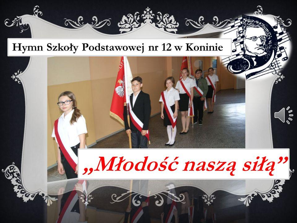 Hymn Szkoły Podstawowej nr 12 w Koninie