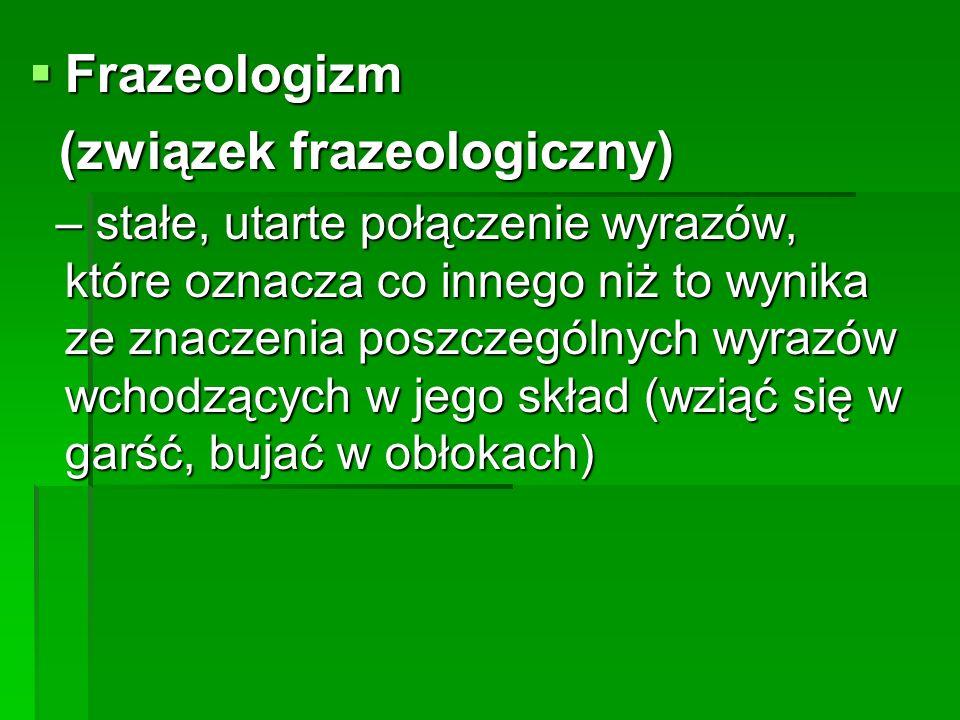 (związek frazeologiczny)
