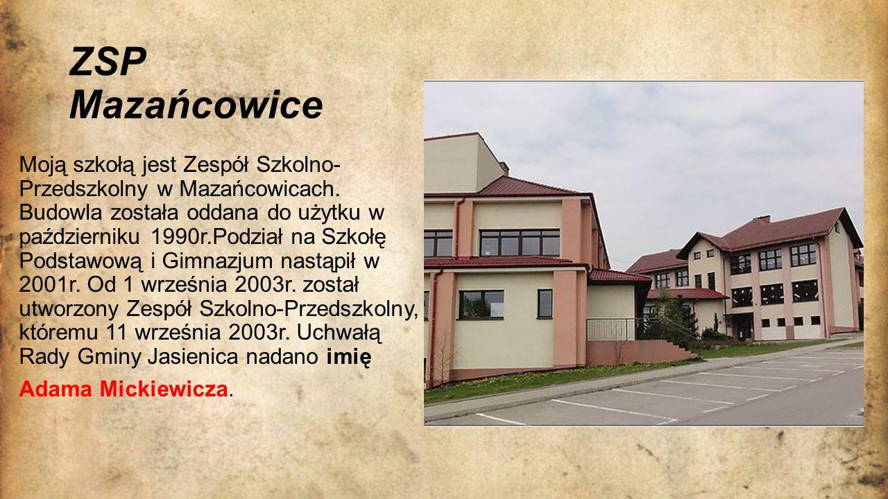 ZSP Mazańcowice