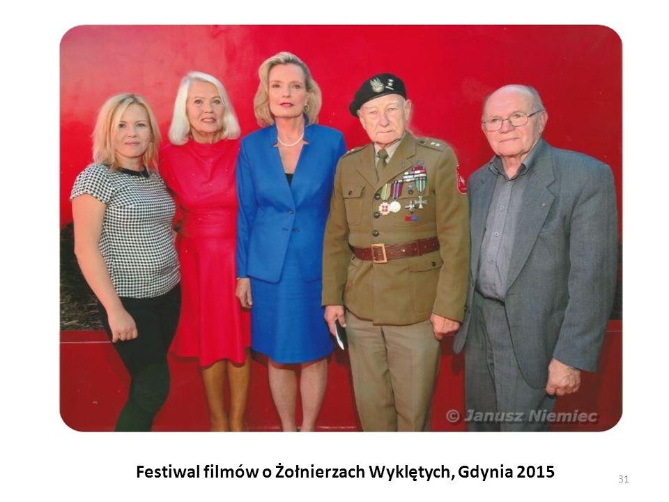Festiwal filmów o Żołnierzach Wyklętych, Gdynia 2015