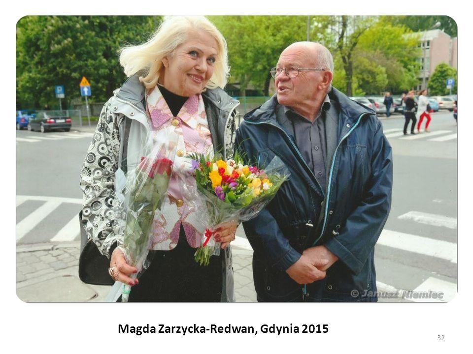 Magda Zarzycka-Redwan, Gdynia 2015