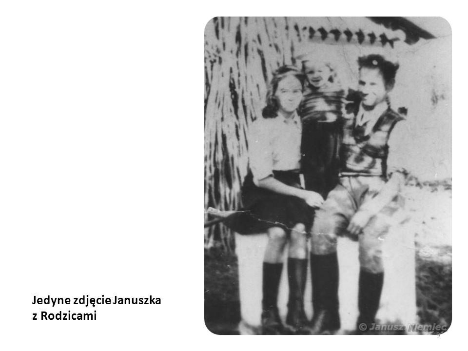 Jedyne zdjęcie Januszka z Rodzicami