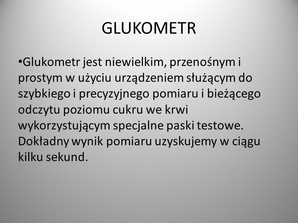GLUKOMETR