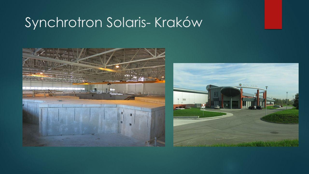 Synchrotron Solaris- Kraków