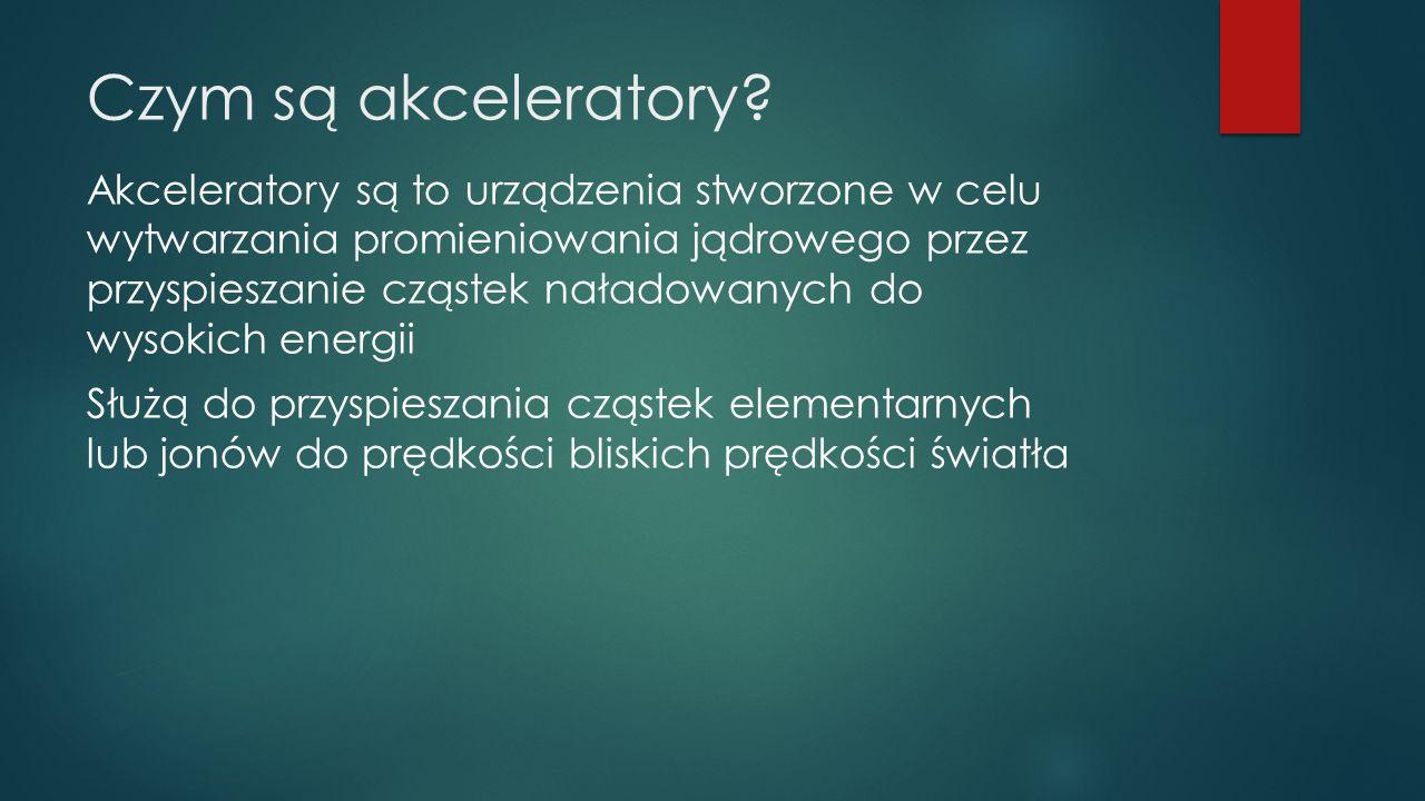 Czym są akceleratory