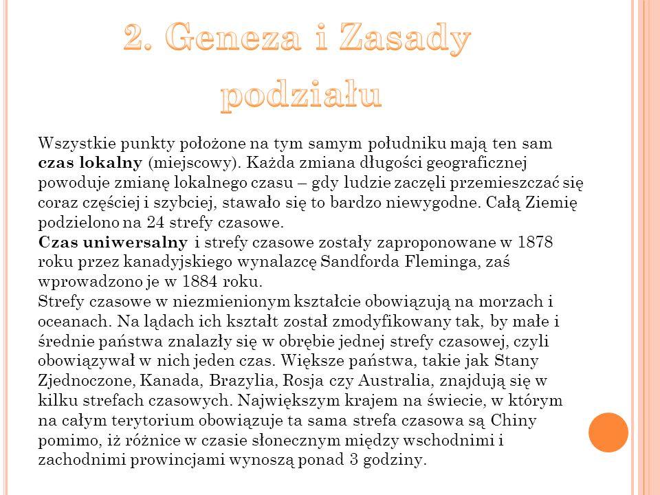 2. Geneza i Zasady podziału