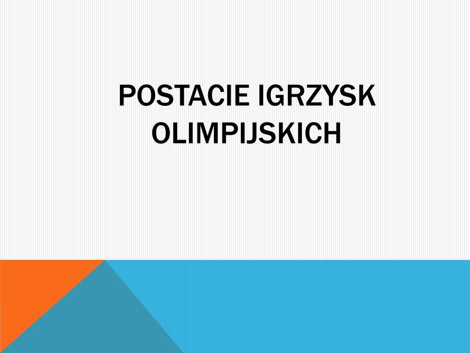 Postacie igrzysk olimpijskich