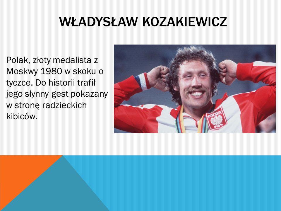 Władysław Kozakiewicz
