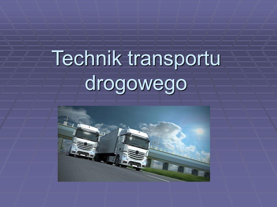 Technik transportu drogowego