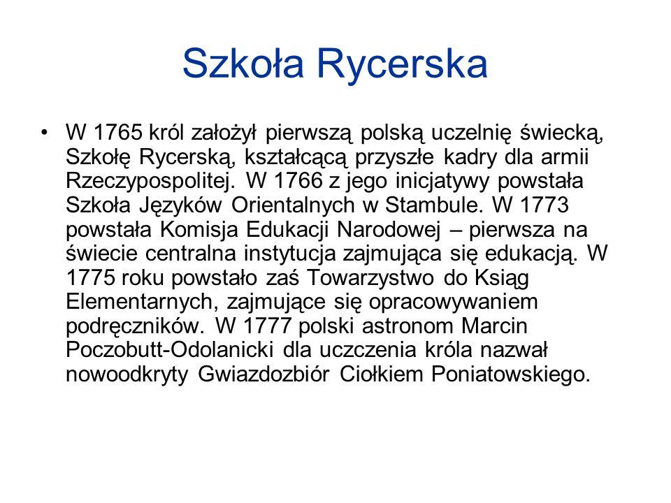 Szkoła Rycerska