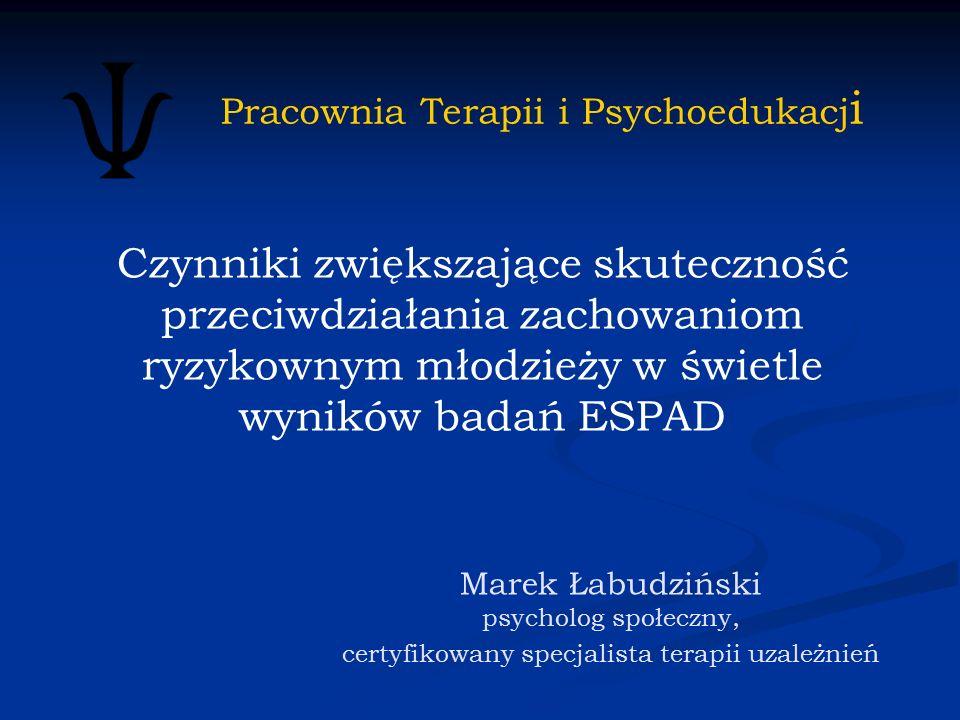 Pracownia Terapii i Psychoedukacji