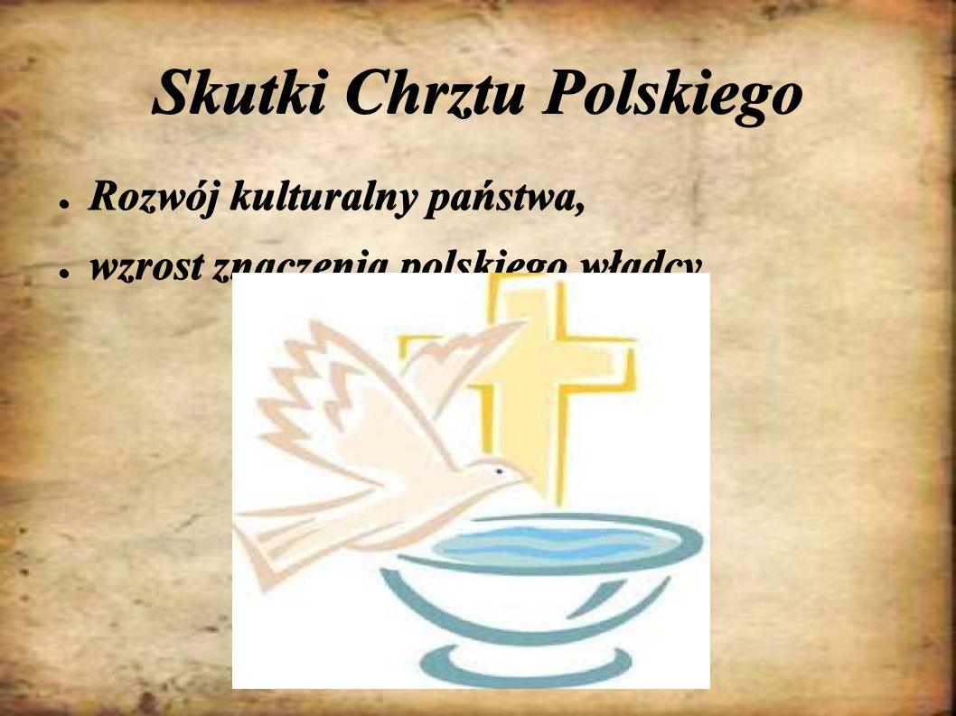 Skutki Chrztu Polskiego