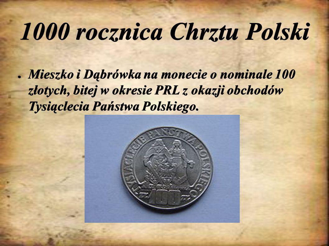 1000 rocznica Chrztu Polski