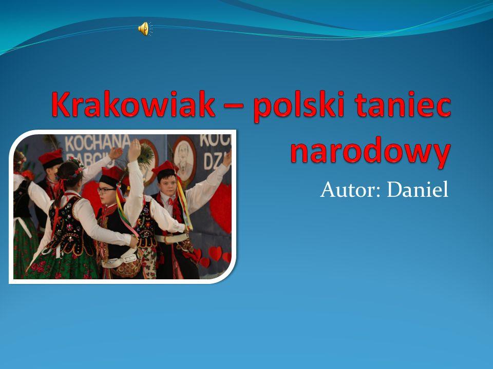 Krakowiak – polski taniec narodowy